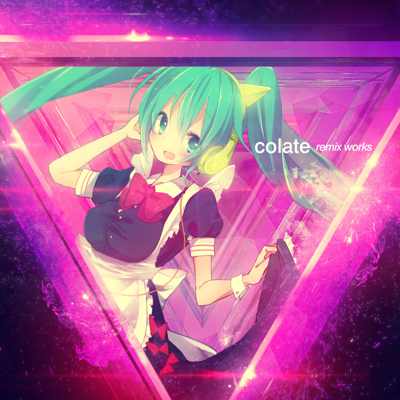 colate remix works