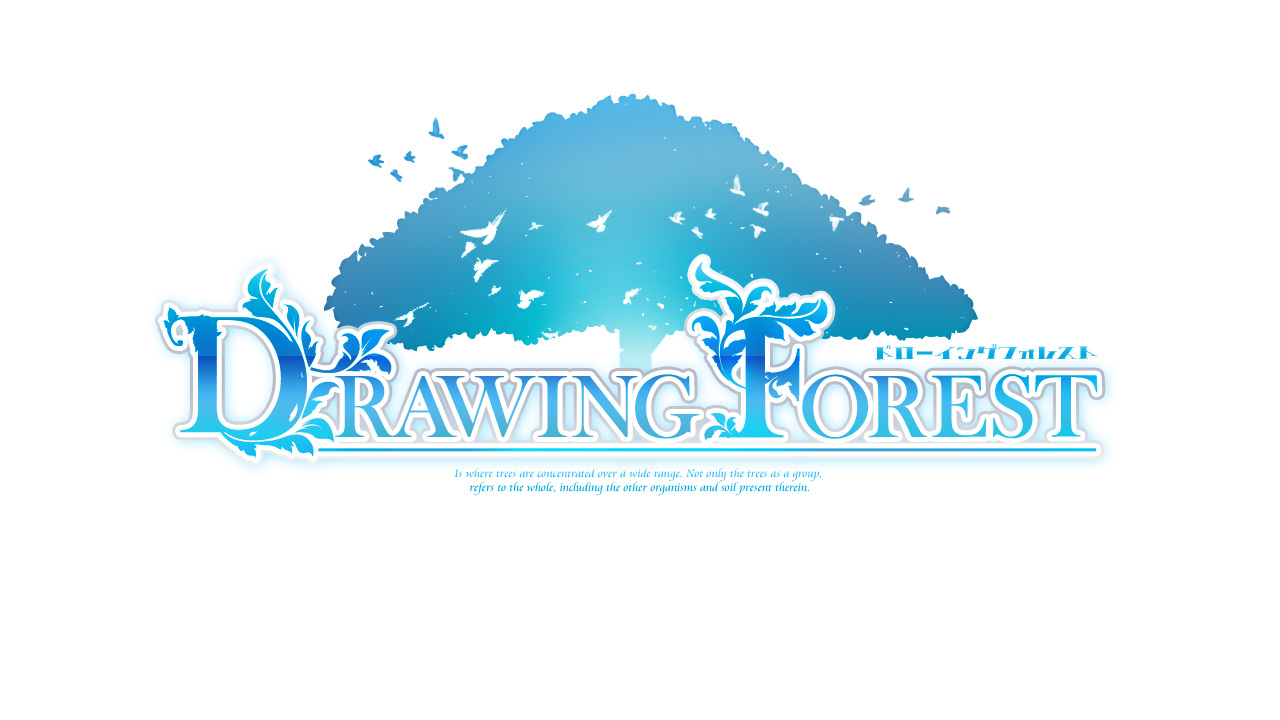 DRAWING FOREST