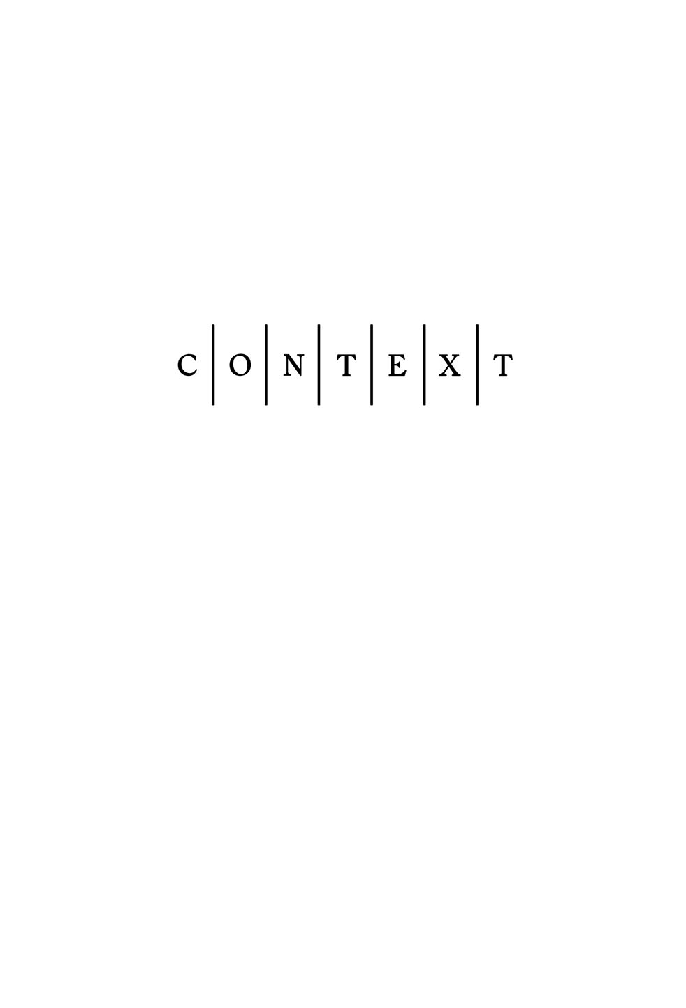 Context Scorebook