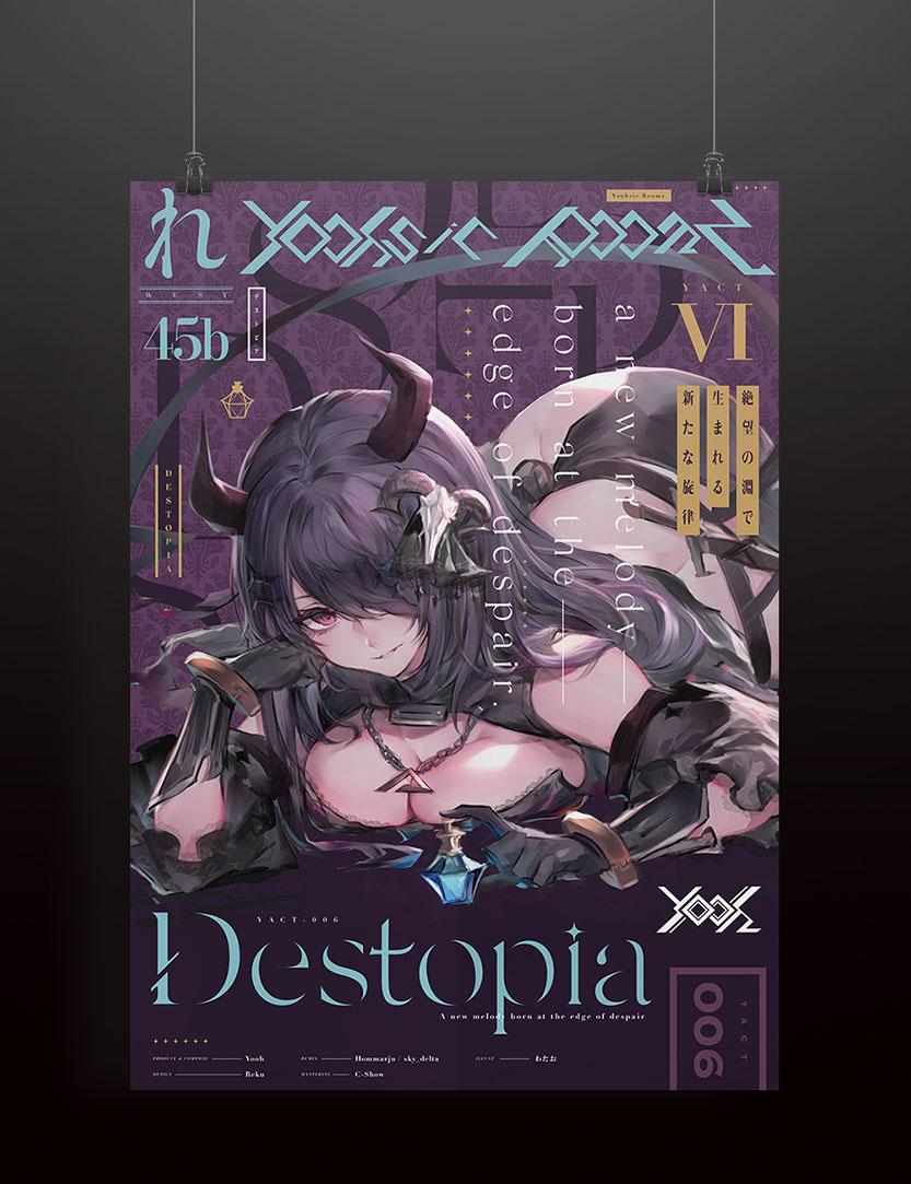 Destopia ポスター