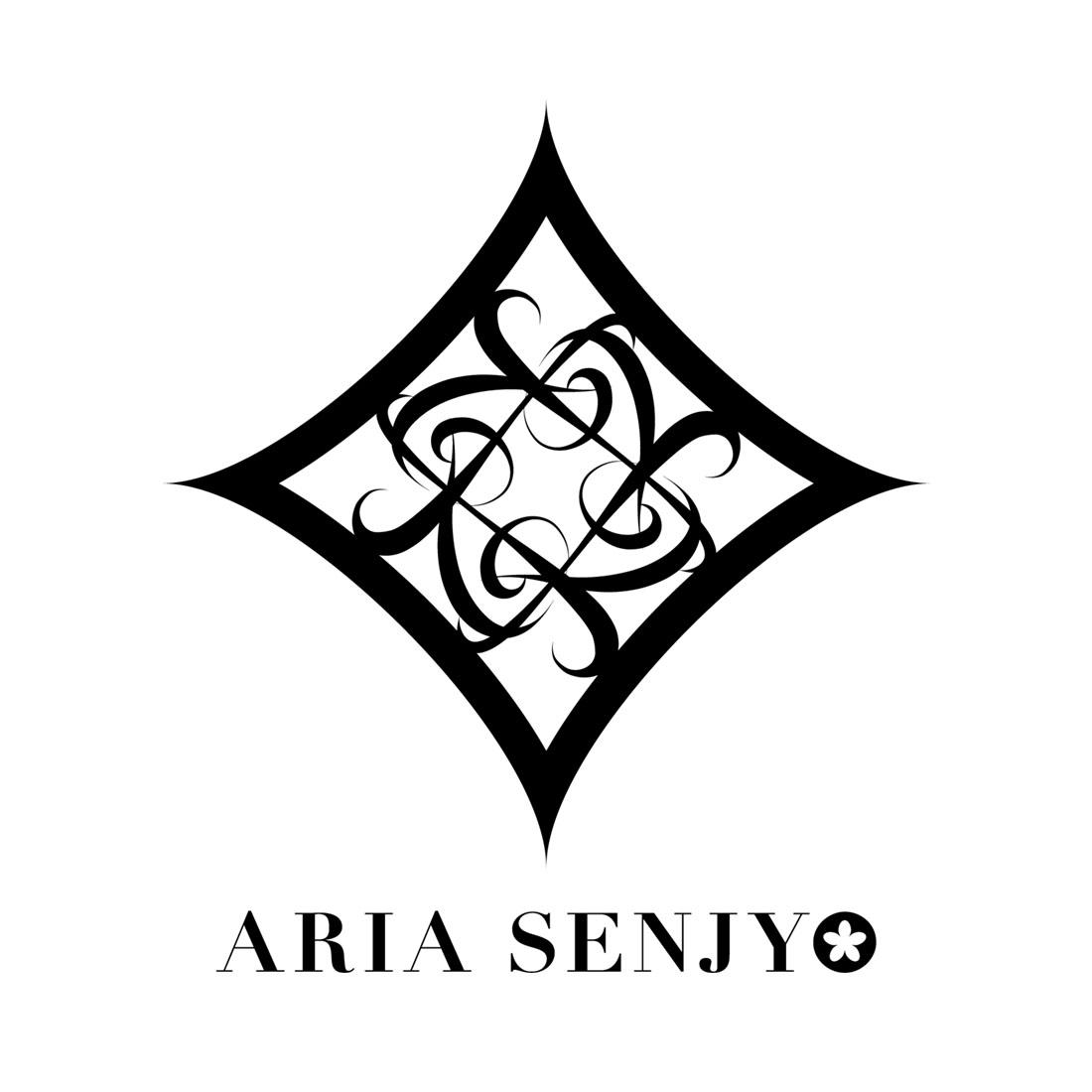 千条アリア ロゴ / エンブレムデザイン