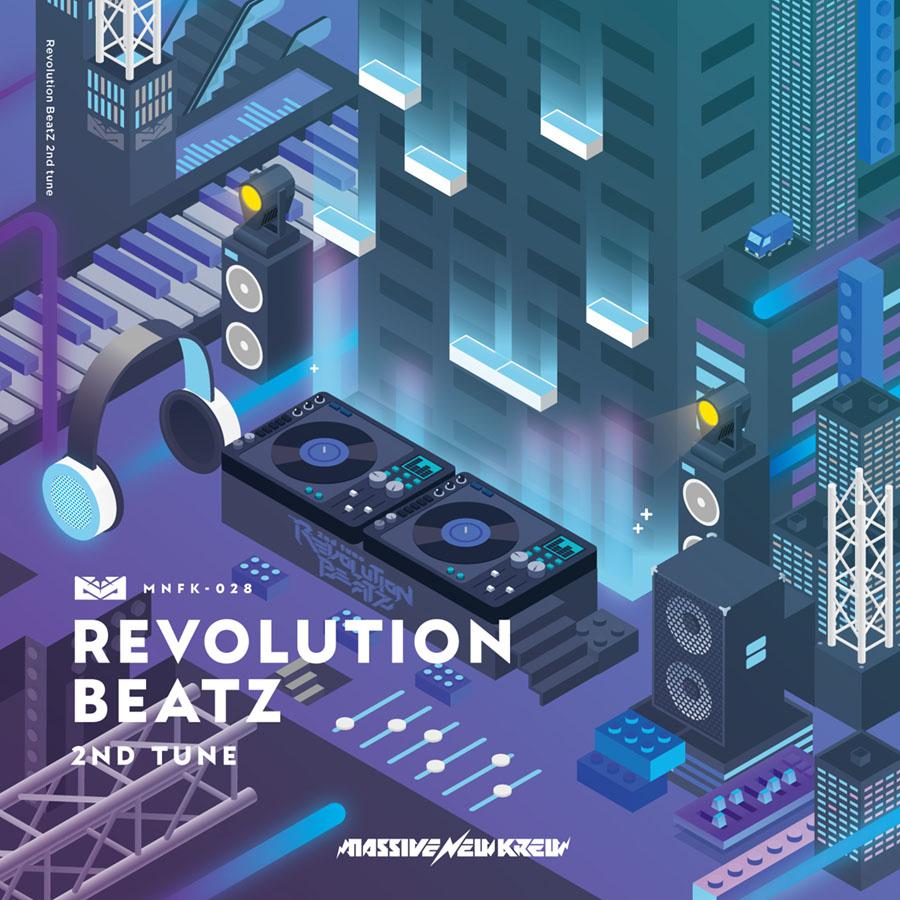 REVOLUTION BEATZ 2nd tune