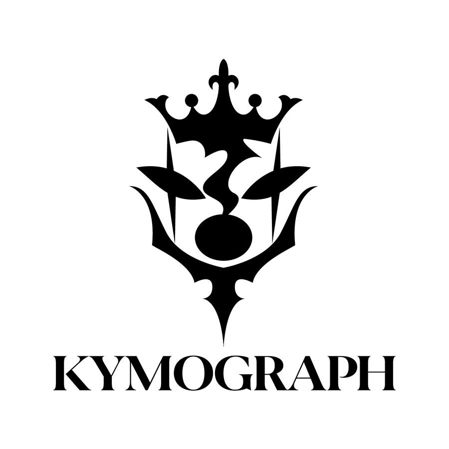 KYMOGRAPH ロゴデザイン