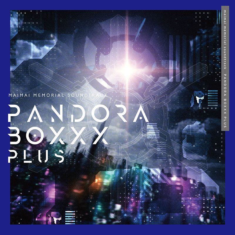 "maimai Memorial Soundtrack ""PANDORA BOXXX PLUS"""
